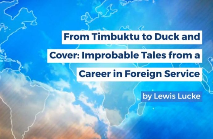 From Timbuktu To Duck And Cover By Lewis Lucke | Official Book Trailer
