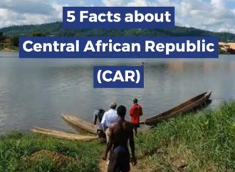 5 Facts About Central African Republic (CAR) From AFRICA MEMOIR