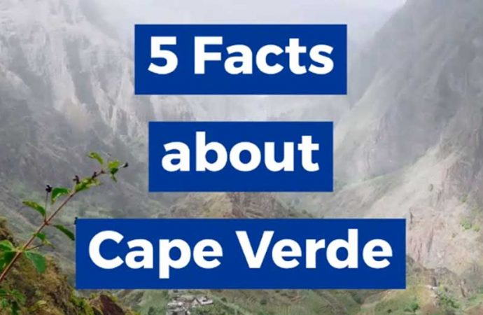 5 Facts About Cape Verde From Africa Memoir
