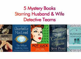 5 Mystery Books Starring Husband And Wife Detective Teams