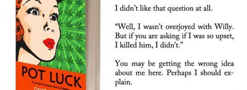 Read An Excerpt From Pot Luck By David L. Gersh