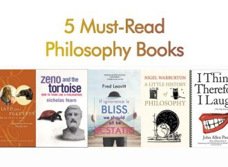 5 Must-Read Philosophy Books