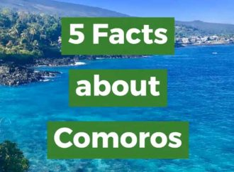 5 Facts About Comoros From Africa Memoir