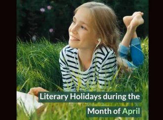 Literary Holidays During The Month Of April
