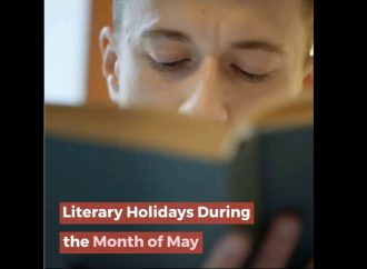 Literary Holidays During The Month Of May