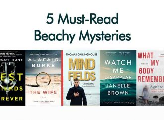 5 Must-Read Beachy Mysteries