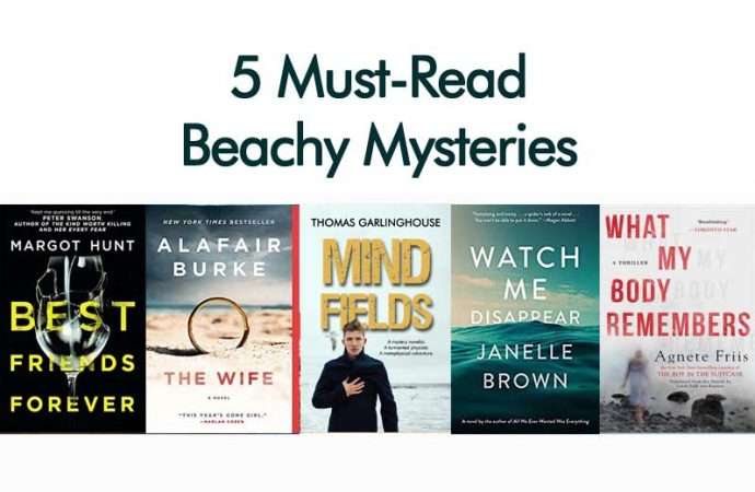 5 Must-Read Beachy Mysteries