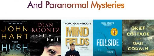 5 Must-Read Supernatural And Paranormal Mysteries