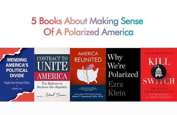 5 Books About Making Sense Of A Polarized America