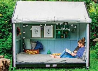 10 Cozy Outdoor Reading Nooks And Spaces