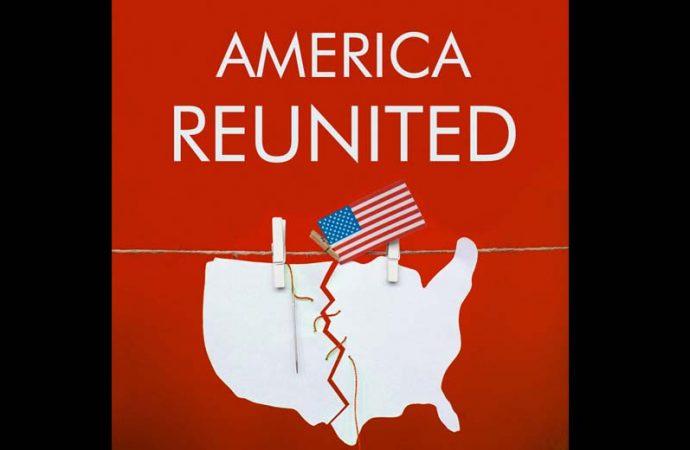 America Reunited by Arthur P. Ciaramicoli, Ed.D., Ph.D.   Official Book Trailer