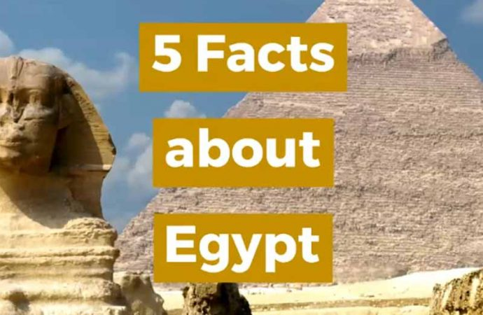 5 Facts About Egypt From Africa Memoir