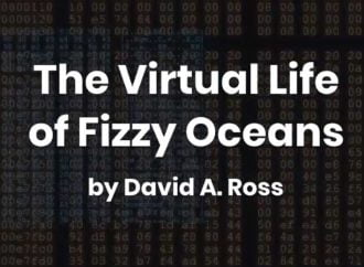 The Virtual Life Of Fizzy Oceans By David A. Ross | Official Book Trailer