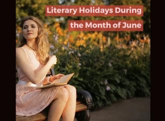Literary Holidays During The Month Of June