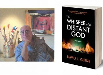 Interview With David L. Gersh, Author Of The Whisper Of A Distant God